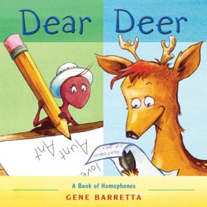 Dear Deer Book Of Homophones