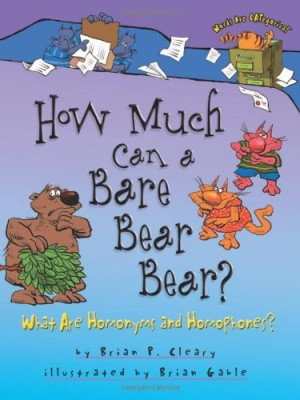 How Much Can A Bare Bear Bear